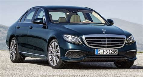 mercedes goes official with 2017 e class pricing and