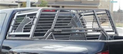 truck bed cage stories about dog stuff or ideas for making things