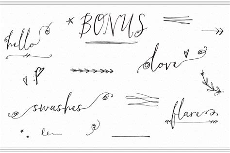 font photoshop how to add swashes to fonts in photoshop