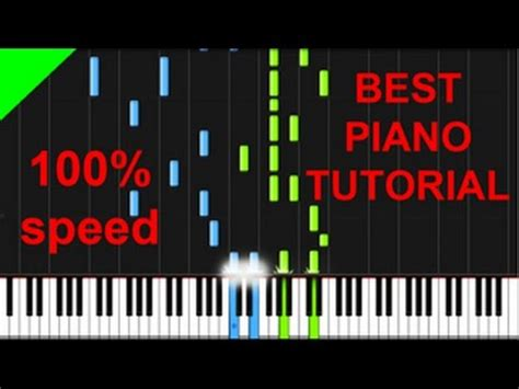 tutorial piano summertime 5 seconds of summer wherever you are piano tutorial