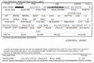 registering a new car in colorado colorado driver requirements lyft help
