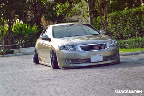 slammed honda modified cars honda accord slammed