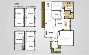 Epcon Canterbury Floor Plan by Models The Villas At Park Place Epcon Communities