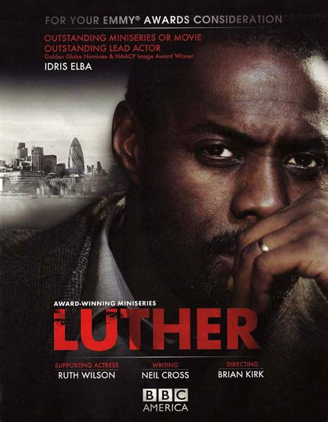 Luther Poster Luther Season 2 In Hd Tvstock
