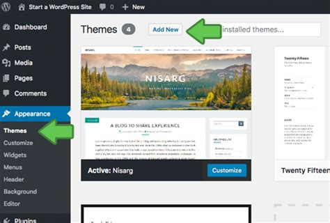 blogger themes that look like websites how to start a wordpress blog the right way updated