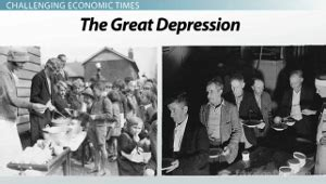 Soup Kitchen Definition Great Depression Recession Vs Depression Definitions And Differentiation