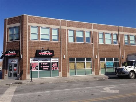 Mcdonalds On 47th And Cottage Grove by Corner Retail Space For Lease In Bronzeville In New Construction Building Miller Chicago Real