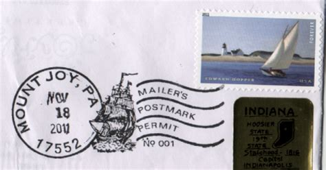 the postmark sample site