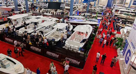 boat show miami dates overwhelming support for miami boat show sets the stage