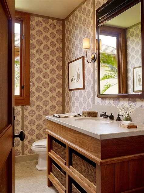 tropical bathroom sets hot summer trend 25 dashing powder rooms with tropical flair