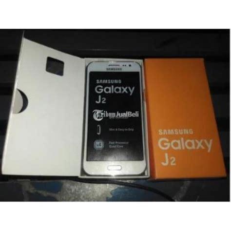 Hp Samsung J2 Nya handphone android murah samsung galaxy j2 seken mulus fullset purwakarta dijual tribun