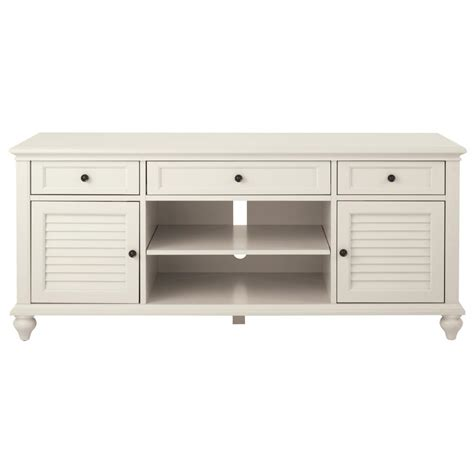 Home Decorators Tv Stand Home Decorators Collection Hamilton 26 In Polar White Tv