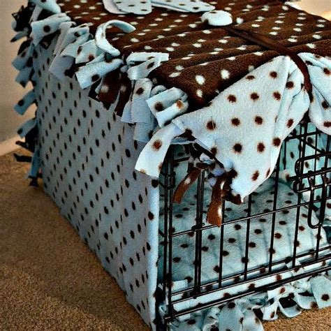 dog crate cover pattern fleece dog crate cover hand knotted it s all 4 the