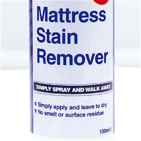 Mattress Stain Remover by Mattress Stain Remover Organic Cleaner Spray 100ml Ebay