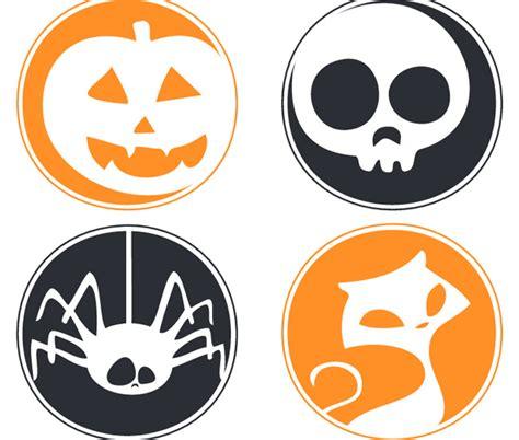 printable halloween pumpkin decorations free printable halloween garland free printables com