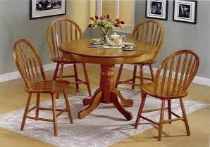 Kitchen Tables Furniture by Round Kitchen Table D Amp S Furniture