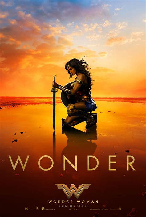 wonder woman film 2017 wonder woman 2017 poster 1 trailer addict
