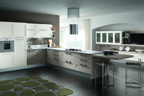 sme divani cucina in rovere garnero design