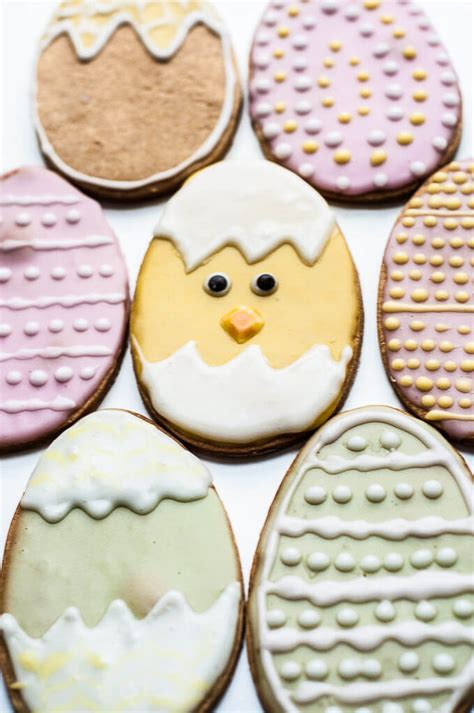 colored icing vegan easter cookies w naturally colored icing vegan