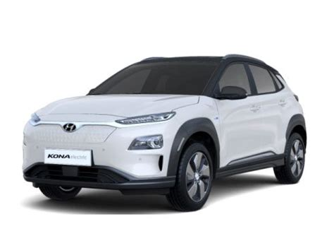 hyundai kona electric comfort, chalk white + navigation