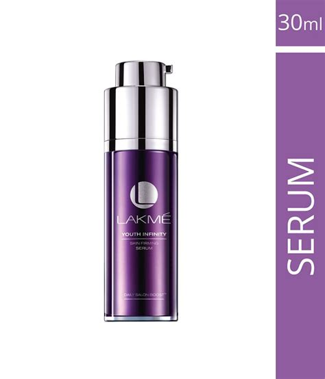 lakm youth infinity range products price list lakme youth infinity skin firming serum 30 ml buy lakme