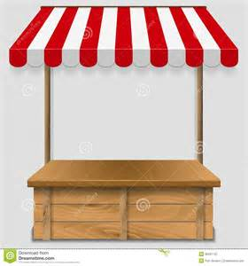 Awning Styles Store Window With Striped Awning Stock Photography Image