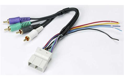 metra 70 8112 wiring diagram metra car audio wire harness