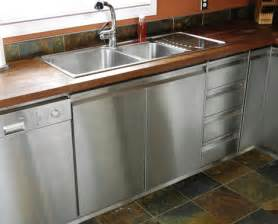 Kitchen Cabinet Stainless Steel by Stainless Steel Kitchen Cabinets 2013