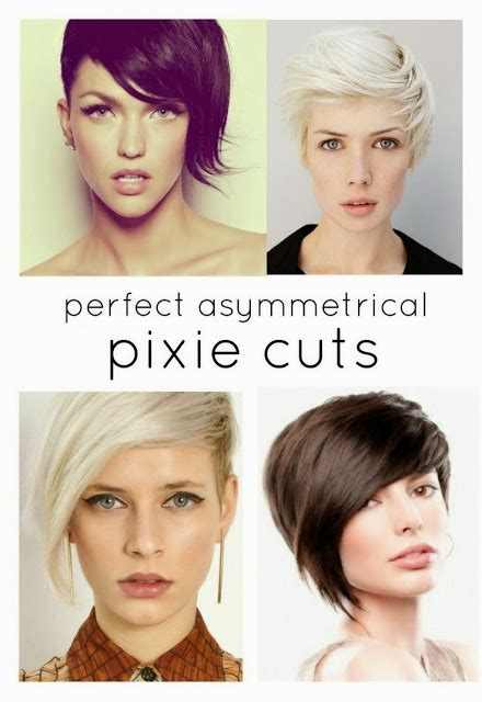 how can i even out my asymetrical pixie perfect asymmetrical pixie cuts short hair how to beauty