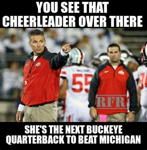 Ohio State Michigan Memes - pin by lisa ciminillo on the ohio state university