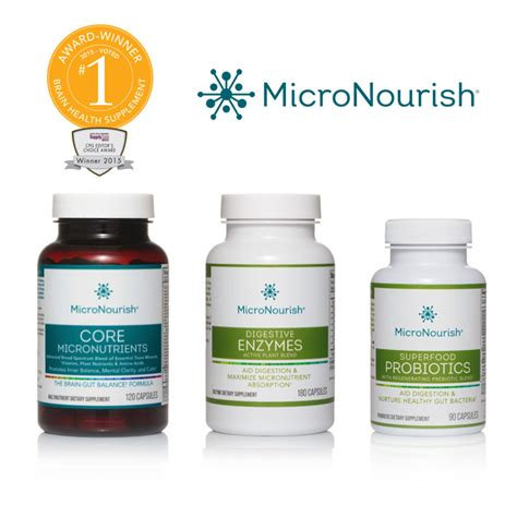 Detox Systems From Thrive by Micronourish System Whole Detox Micronourish