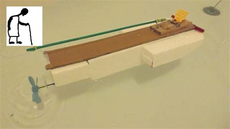 mousetrap powered boat mousetrap powered boat with longer lever arm goes further