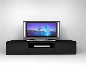 tv tisch schwarz tvstands studio design gallery best design