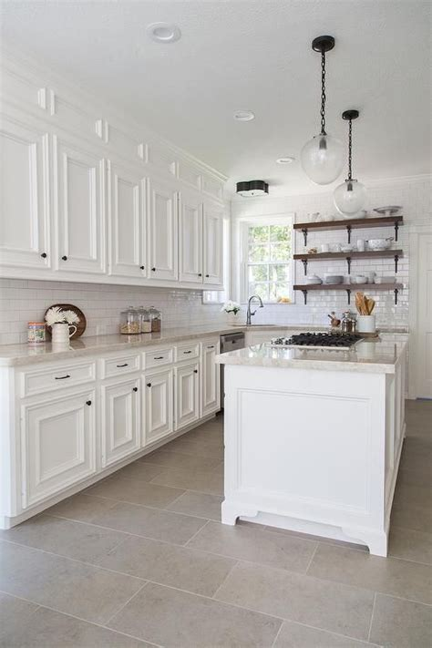 White Kitchen Flooring Ideas - 1000 ideas about quartzite countertops on