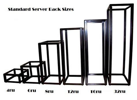 Server Rack Size standard server rack sizes advisor4uall