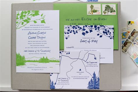 Wedding Invitations Lake Theme by Lake Wedding Invitations Sunshinebizsolutions