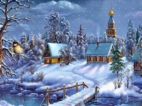 wallpaper desktop christmas scenes freewareweb download christmas wallpaper