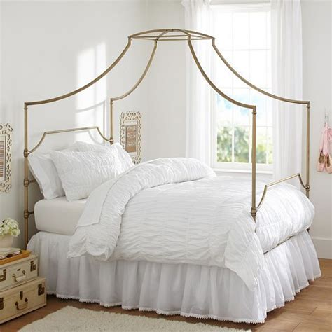 gold bed canopy maison canopy bed