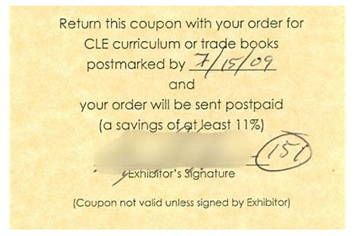gospel light coupon