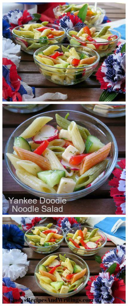 yankee doodle food truck menu yankee doodle noodle salad