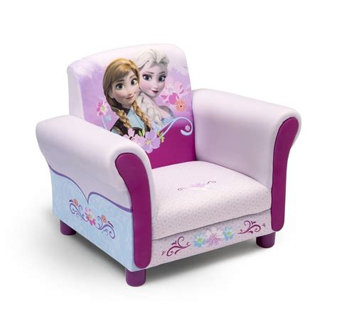 little kids couch my little princess royal disney frozen chair girl seat