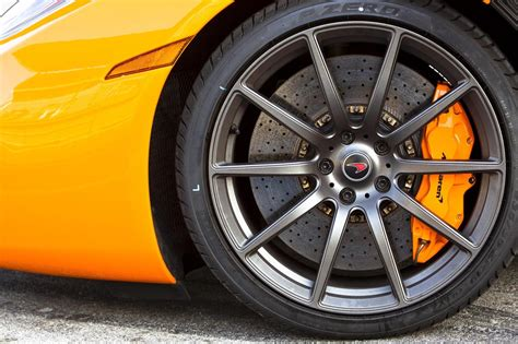 Mclaren Mp4 12c Wheels And Brakes