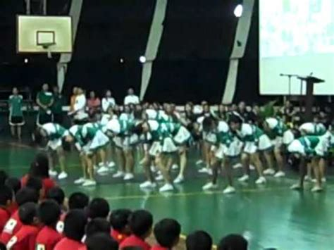 lsgh performance of baby gap dlsz gs pep squad