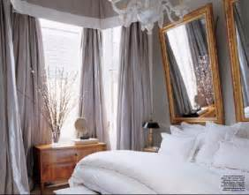 grey bedroom curtains gray bedroom french bedroom elle decor