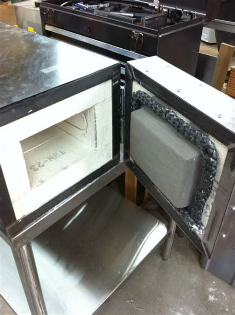 homemade heat treat oven page  heat treating gas