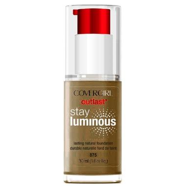 Covergirl Outlast Foundation buy covergirl outlast stay luminous foundation soft