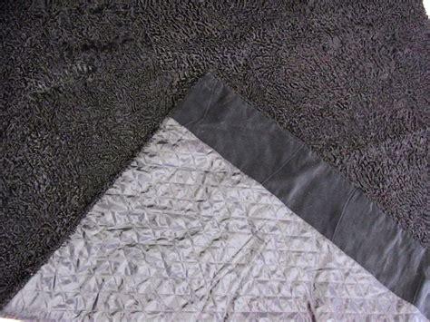 Decke Aus Fell by Pelz Fell Decke Persianer Schwarz Kaufen Im Dein Pelz