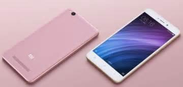 Xiaomi Redmi 4a Xiaomi Redmi 4a Para Todos Los Bolsillos Gizlogic