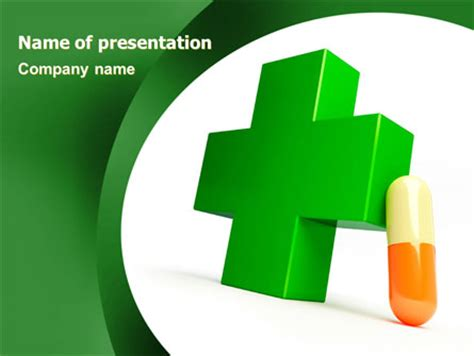 Pharmacy Template by Pharmacy Presentation Template For Powerpoint And Keynote
