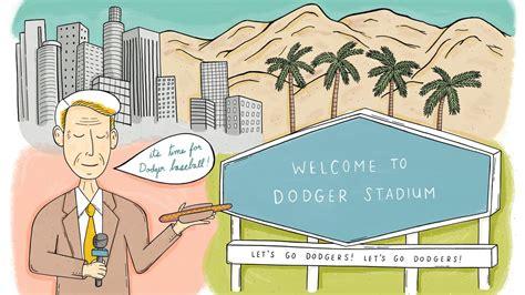 dodger stadium tips  seating food parking curbed la